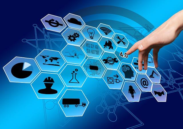Lær mer om Industri 4.0!